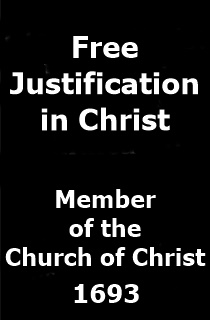 Church of Christ Justification