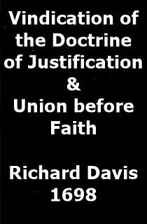 Davis Justification before Faith