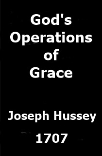 God's Operations of Grace